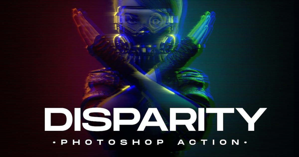 Download Disparity Photoshop Action by Oxygen_Art