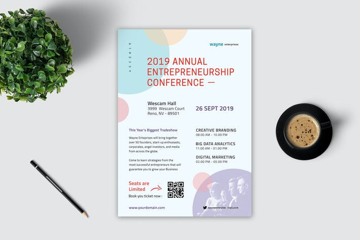 Conference Flyer