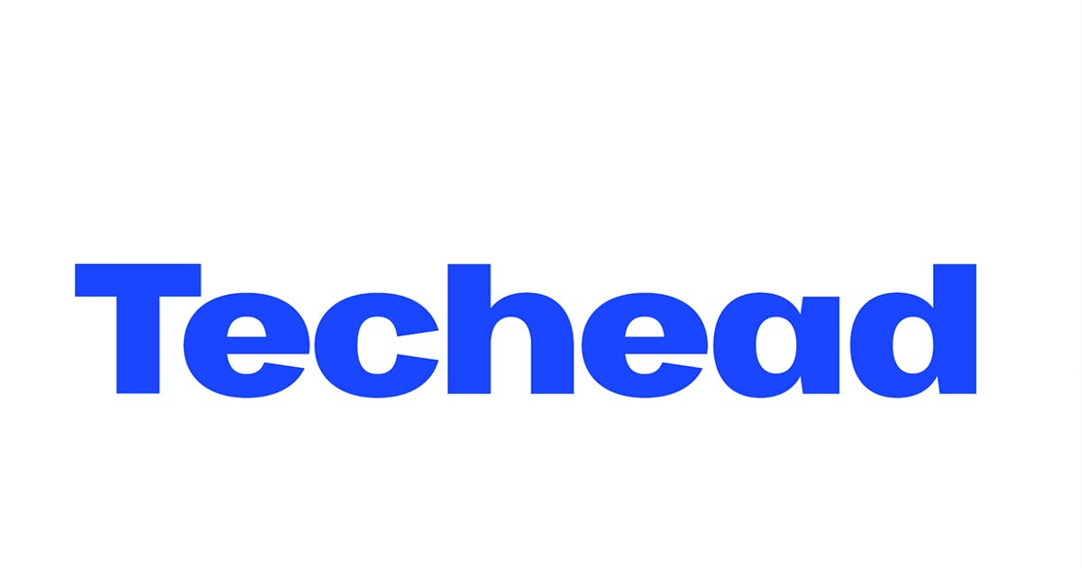 Download Techead Typeface|Font For Technology Startup by Mihis_Design
