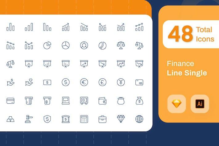 Thumbnail for Line Senja - Finance