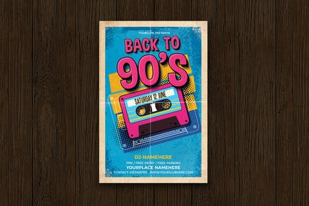 Back to 90's