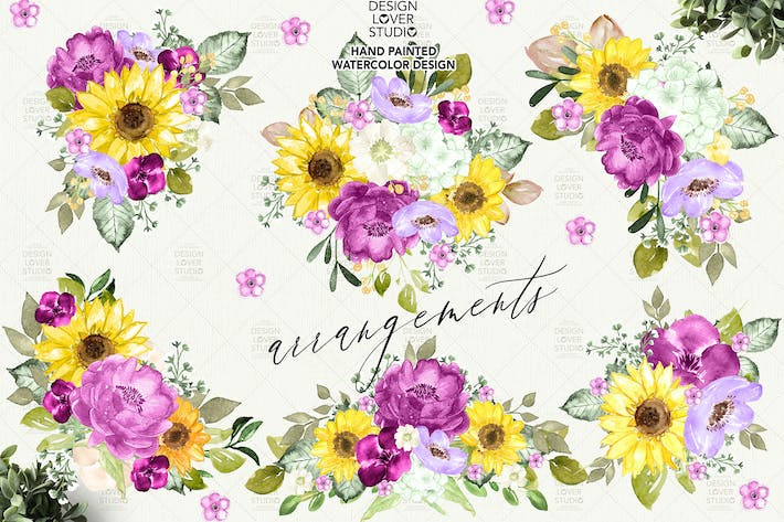 Cover Image For Summer Romance arrangements