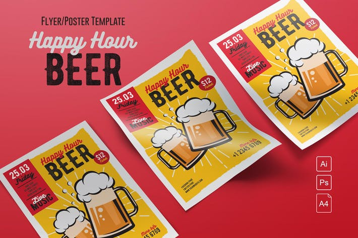 Thumbnail for Happy Hour Beer