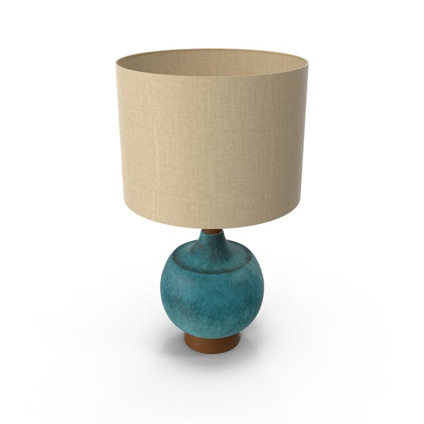 Cover Image for Mid-Century Modern Table Lamp