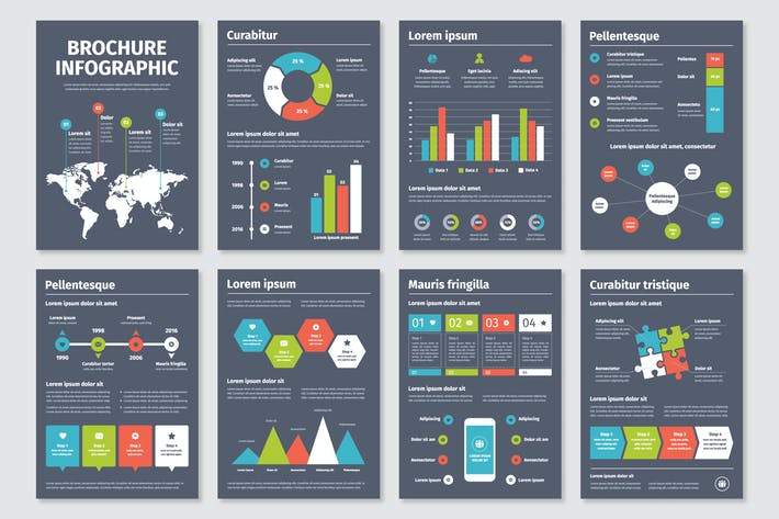 Thumbnail for Infographic Brochure