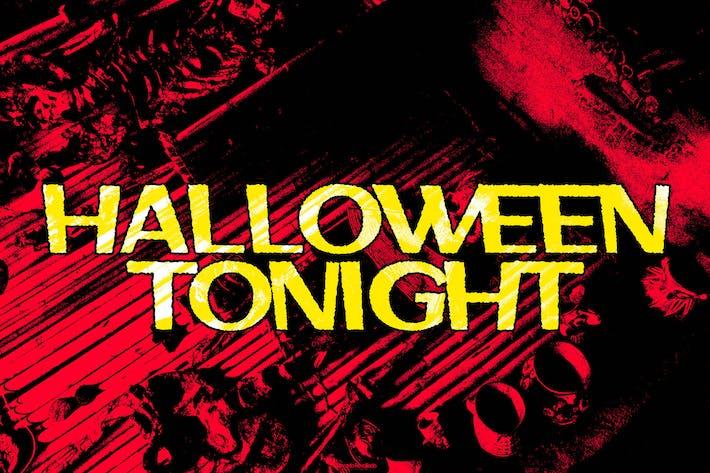 Thumbnail for Halloween Tonight