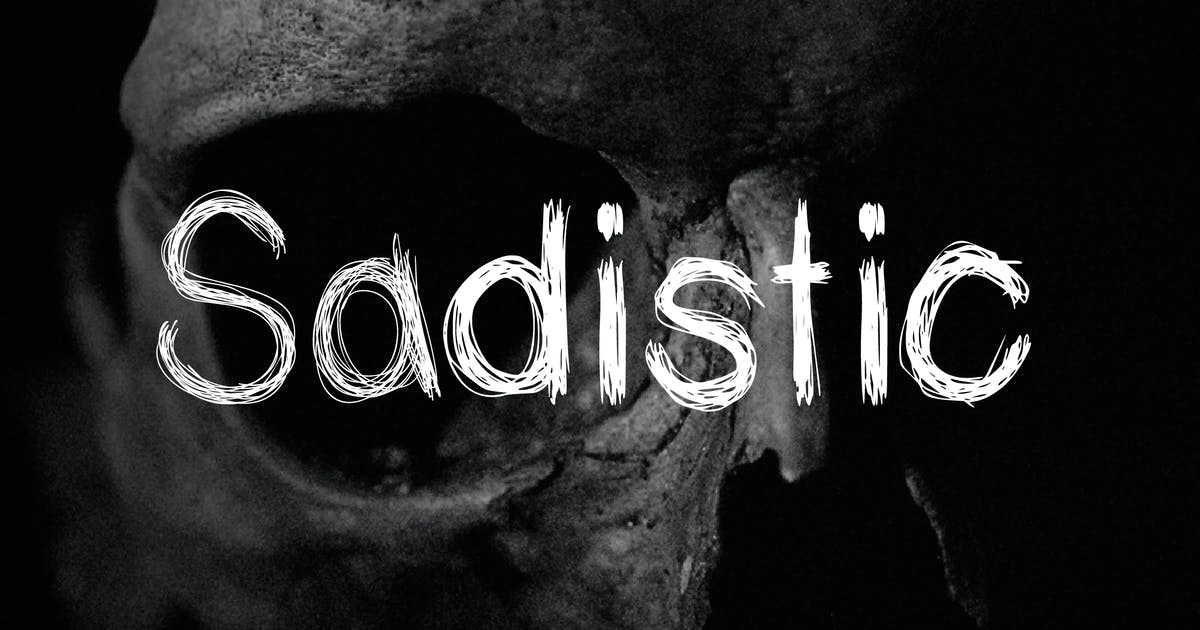 Download Sadistic by andreasleonidou