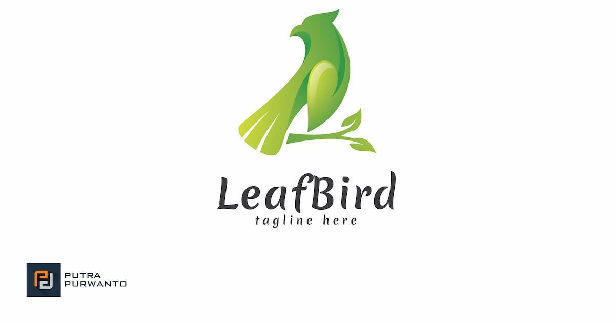 Download Leaf Bird - Logo Template by putra_purwanto