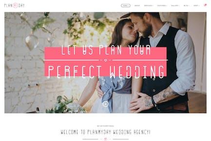 Plan My Day | Wedding / Event Planning Agency