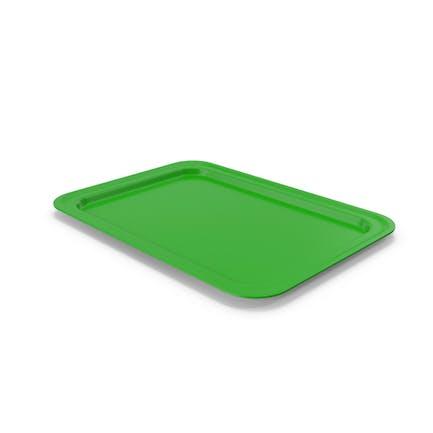 Bandeja verde