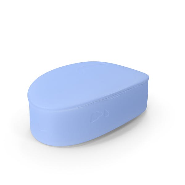 Bar of Soap Oval