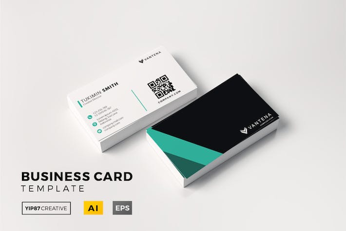 Business Card By Yip87 On Envato Elements