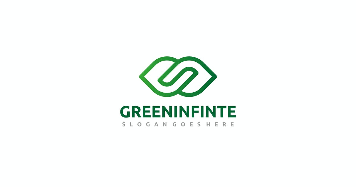 Green Nature Logo by 3ab2ou