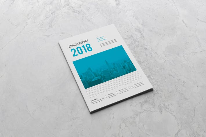 Thumbnail for Annual Report 24 Pages