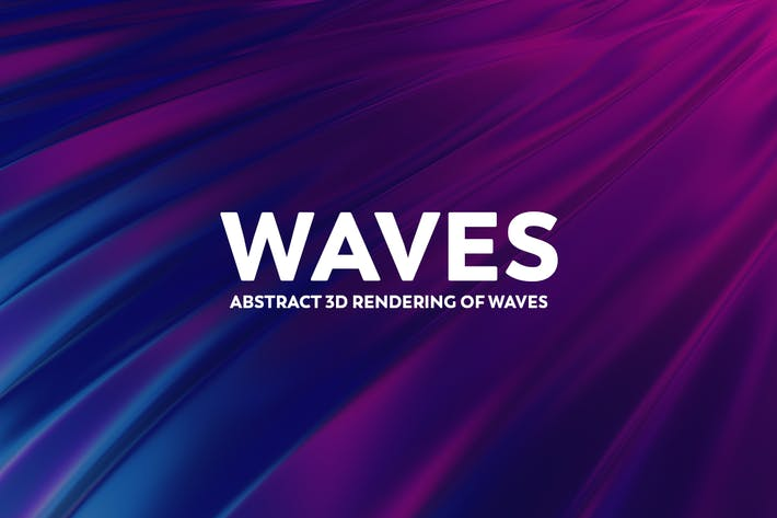 Thumbnail for Abstract 3D Rendering of Waves