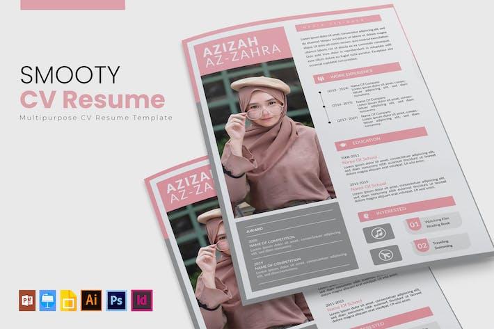 Smooty | CV Resume