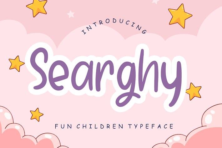 Thumbnail for Searghy Fun Children Tipo de letra