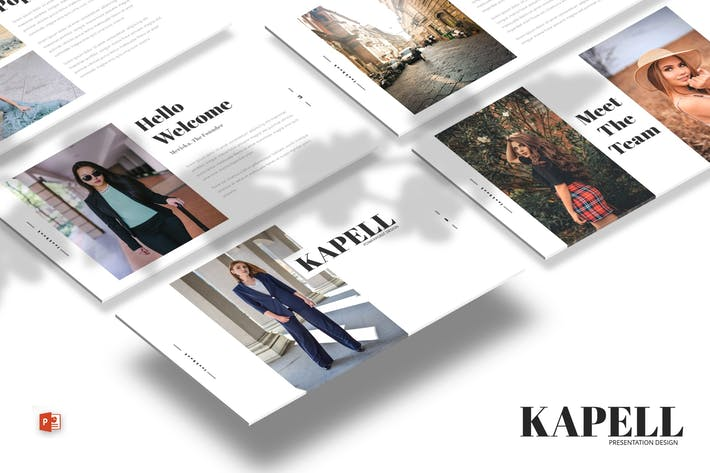 Thumbnail for Kapell - Powerpoint Template