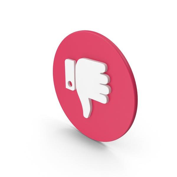 Thumbnail for Dislike Icon