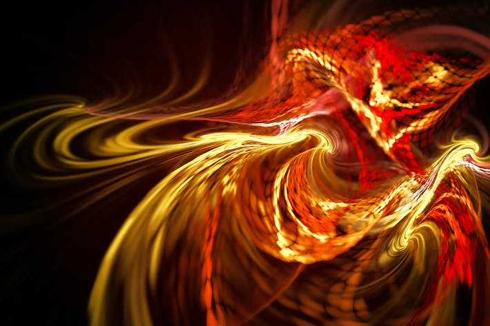 Thumbnail for abstract fire background