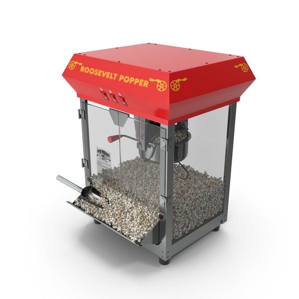 Große Nördliche Popcorn-Popper-Maschine