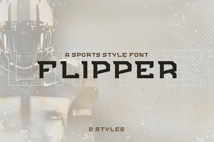 Thumbnail for Flipper - NFC Famille de polices