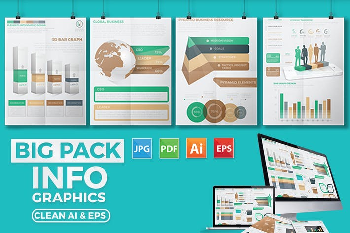 Thumbnail for Big Pack Infographics