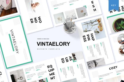 Vintaelory | Keynote Template