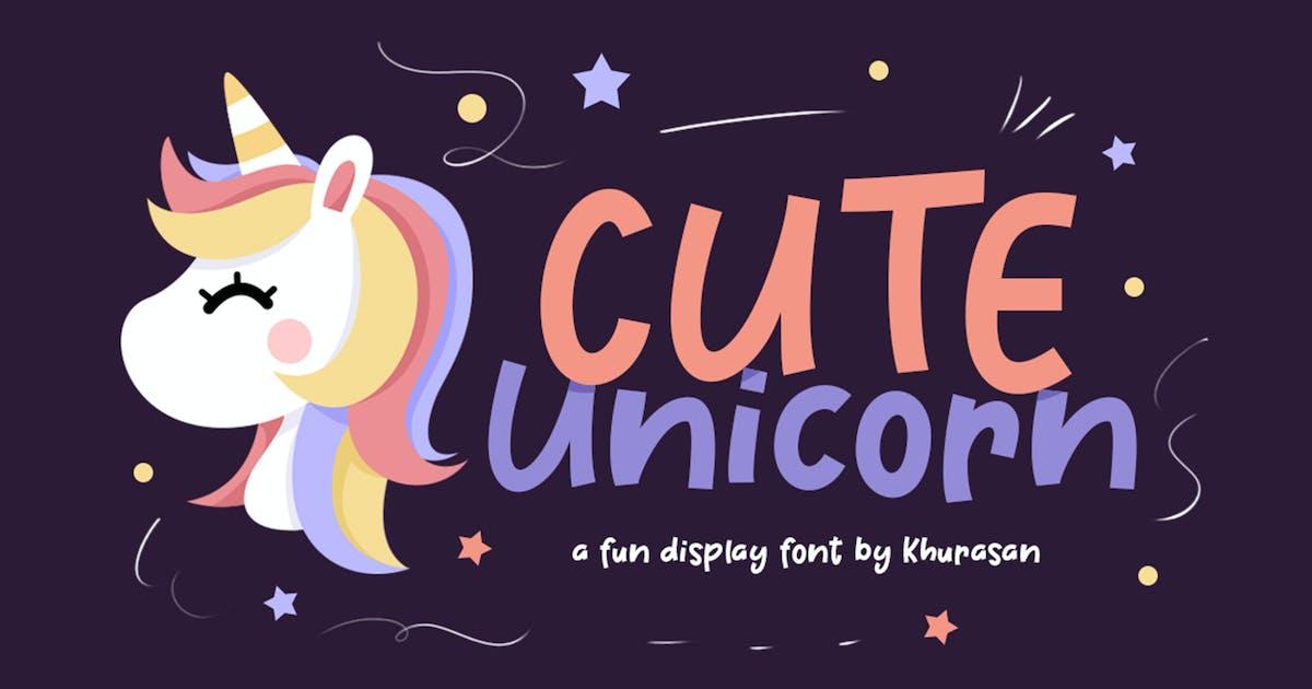 Download Cute Unicorn by khurasan