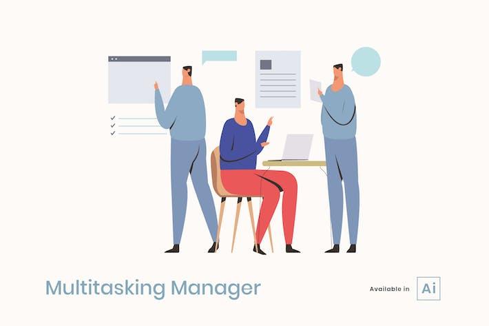 Thumbnail for Multitasking-Manager