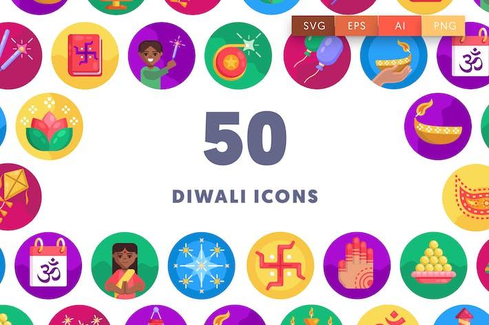 Thumbnail for Diwali Icons