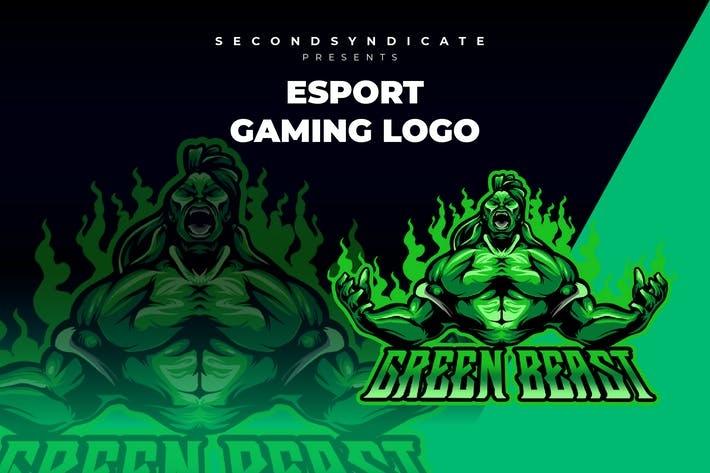 Thumbnail for E-sport Gaming Logo