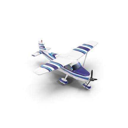 Light Propeller Plane