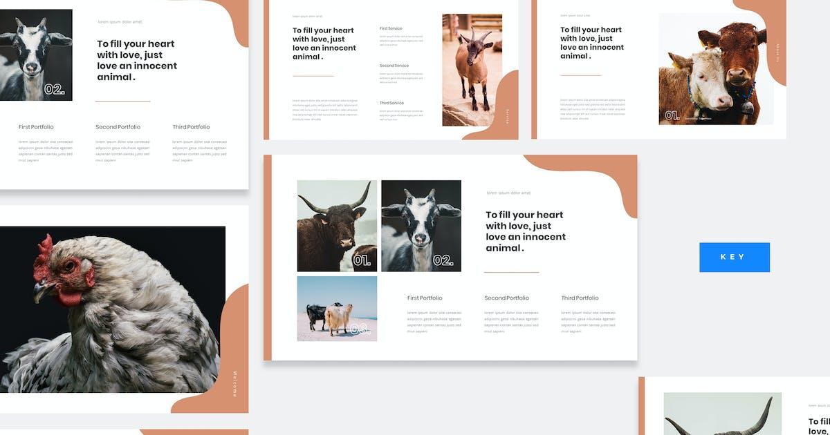 Download Sheen - Animal Farm Keynote Presentation Template by naulicrea