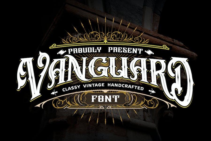 Vanguard | Classy Vintage Handcrafted