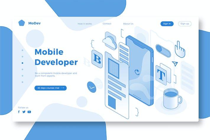 Thumbnail for Diseño Web - Banner y Página de destino