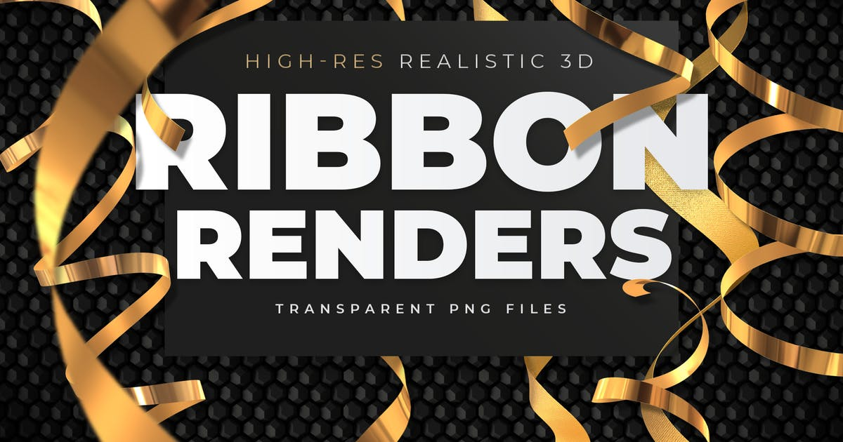 Download Ribbon PNG Overlays by BrandPacks