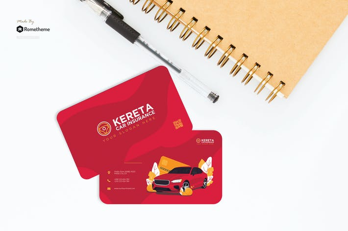 Kereta Assurance auto - Bussines Card GR