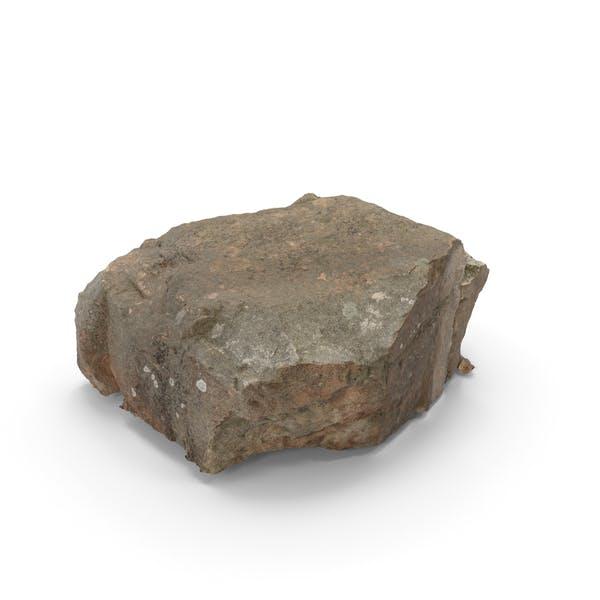 Scanned Rock