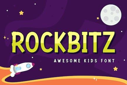 Rockbitz - police ludique