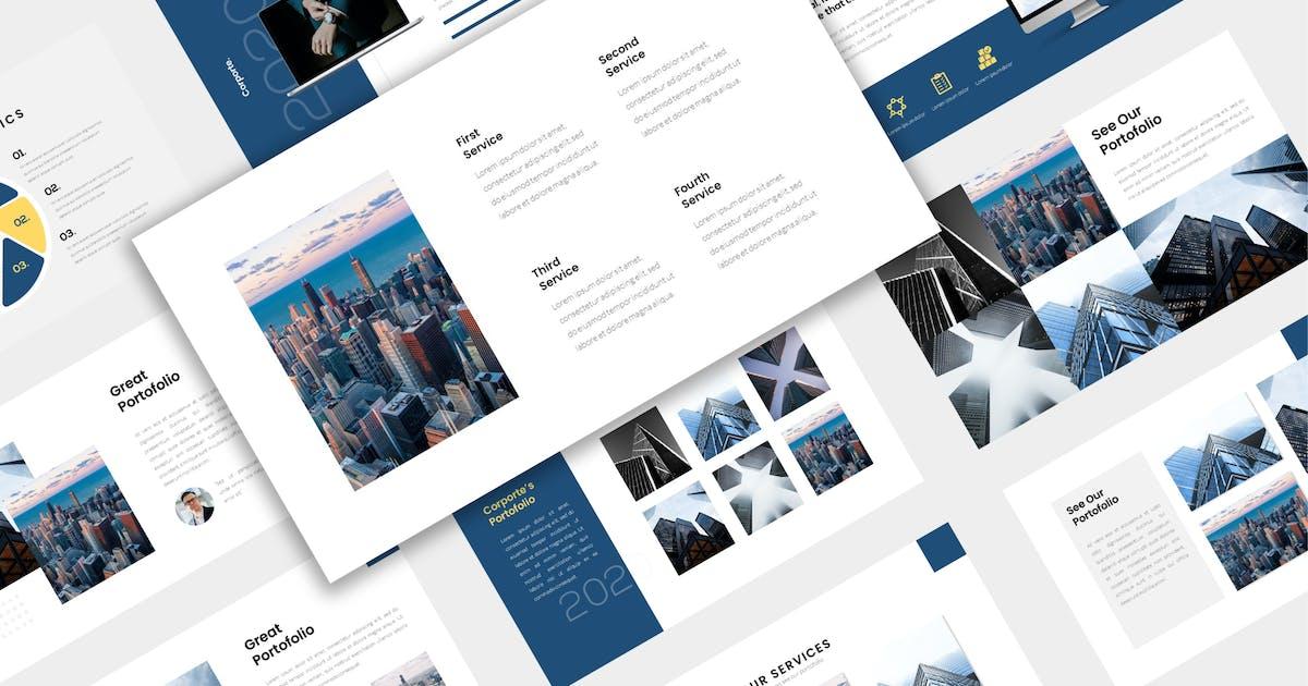 Download Corporate Presentation - iWantemp by GranzCreative