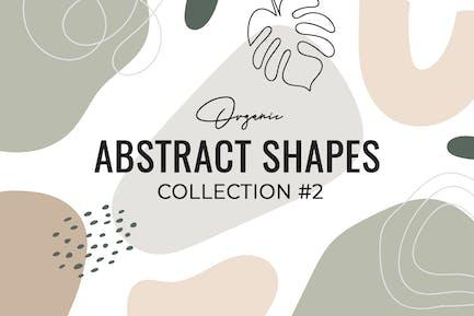 Formas abstractas orgánicas #2