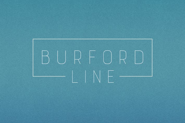 Cover Image For Burford Line