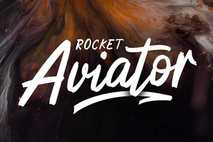 Rocket Aviator