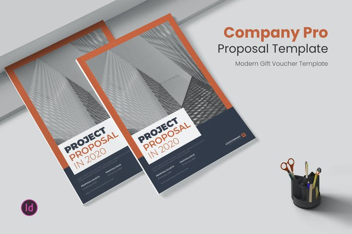 Thumbnail for Company Pro Proposal