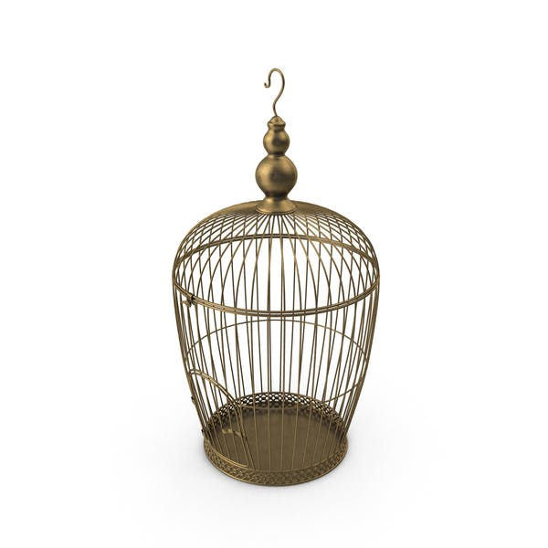 Thumbnail for Decorative Vintage Bird Cage