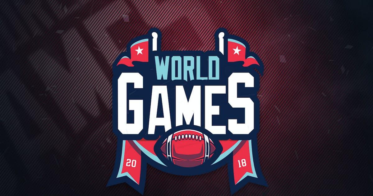 Download Worlds Games Sports Logo by ovozdigital