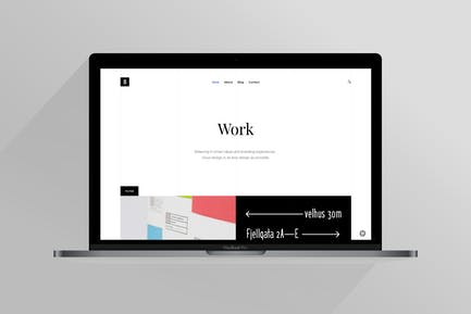 Eight   Creative Portfolio HTML5 Template