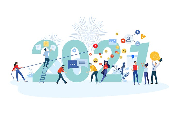 Thumbnail for Новый год 2021