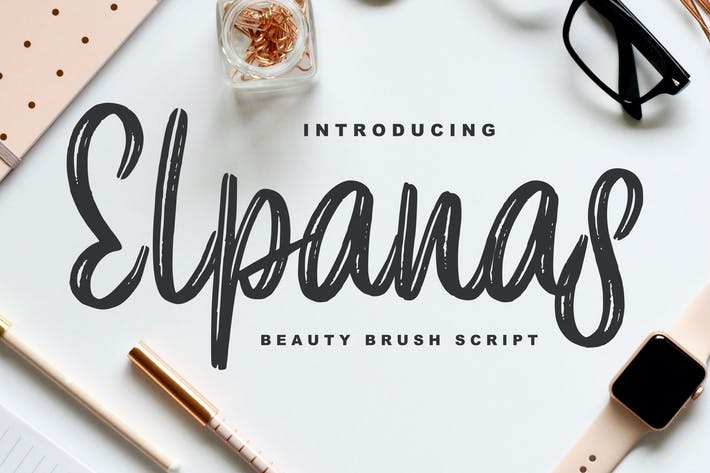 Thumbnail for Elpanas - Beauty Brush Script